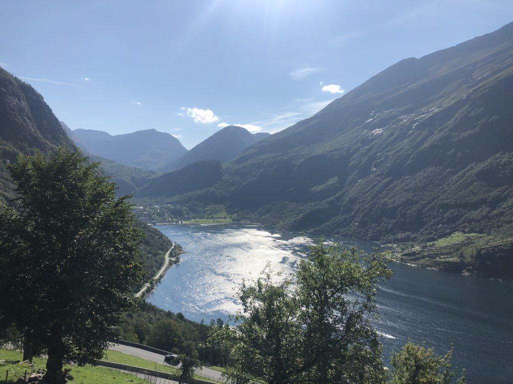 Geiragner Fjord