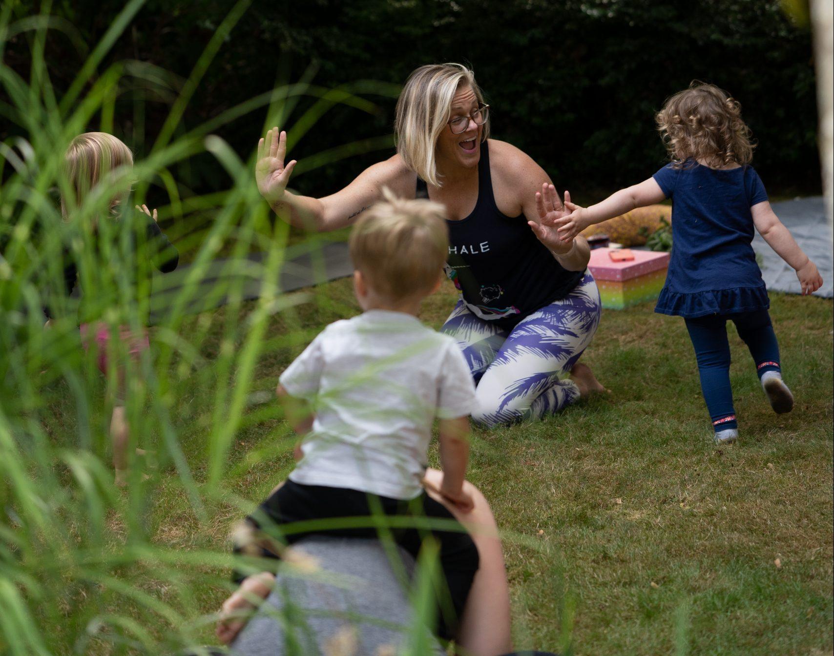 Toddler Yoga Classes
